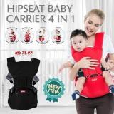 Jual Kiddy Hiprest Baby Carrier 4In1 Gendongan Anak Anti Pegal Gendongan Bayi Hipseat Gendongan Murah Gendongan Bayi Lengkap