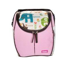 Ulasan Kiddy Lunch Bag Pink 5094 Tas Tahan Panas Dan Dingin