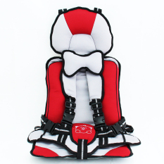 Beli Kiddy Portable Car Seat Merah Kiddy Murah