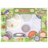 Toko Kiddy Tempat Makan Bayi Kiddy Feeding Set With Baby Food Maker Terlengkap