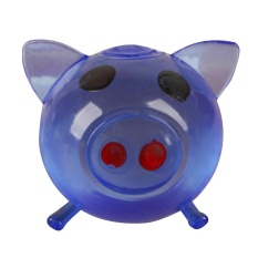 Anak Baju Shower Swiming Air Ball Pig Squishy Squeeze Stres Relief Mainan-Intl