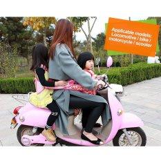 Spesifikasi Anak Anak Anak Anak Sabuk Pengaman Sepeda Motor Kendaraan Listrik Aman Strap Carrier Intl Online