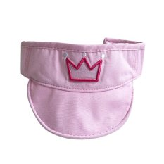 Anak-anak Crown Flat Cap Anak Kapas Bisbol Topi Bayi Boys Girls Hip-Hop 4f8084a676
