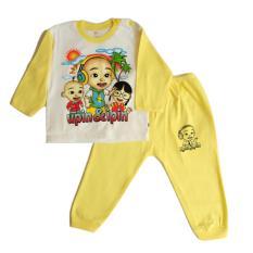 Kids Pajamas/ Piyama Anak - Upin Ipin -1 Set