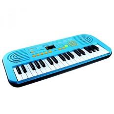 Kids Piano,Sanmersen 37 Large Keys Multifunction Portable Electronic Organ Musical Keyboard for Children Boys