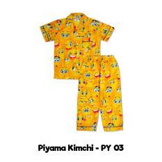 Kimchi Piyama Anak Pendek Baju Tidur Anak Kode Py 03 Uk L Jawa Timur Diskon
