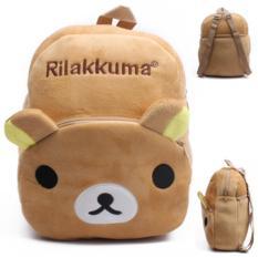TK Tas Sekolah Anak-anak Paket Bayi 1-3 Tahun Anak Laki-laki dan Perempuan Kartun Lovely Backpack-Intl