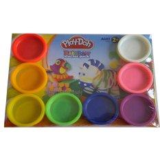 Jual Kindi Tots Play Doh Rainbow Starter Pack Online
