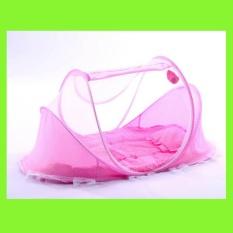 Spesifikasi Kl09 Kelambu Bayi Musik Series 3In1 Dengan Kasur Dan Bantal Pink Bagus
