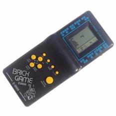 Klickshop Game Tetris Mainan Jadul Tahun 90an Brick Game - Hitam