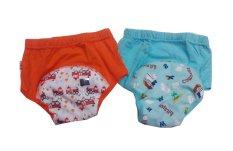 Jual Klodiz Training Pants Untuk Baby Boy 2Pcs Murah Jawa Barat