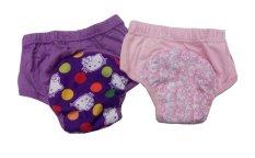 Jual Klodiz Training Pants Untuk Baby G*rl Isi 2Pcs Klodiz Asli