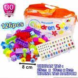 Diskon Kokaplay Diy Lego Puzzle Building Blocks 126 Pcs Mainan Edukasi Pasang Pasangan Balok Susun Tas Warna Random Akhir Tahun