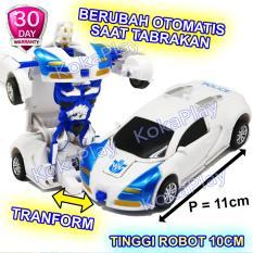 Jual Kokaplay Transformation King Burst Rider Transformers Bumblebee Robocar Pullback Mainan Anak Edukasi Mobil Robot Berubah Tanpa Baterai Murah Di Dki Jakarta