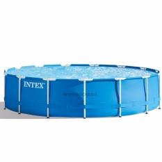 Spesifikasi Kolam Renang Intex Metal Frame Pool Set 28234 Paling Bagus