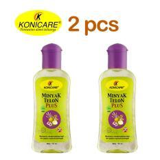 Toko Konicare Minyak Telon Plus 125Ml 2Pcs Termurah