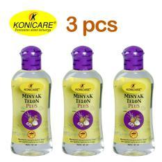 Toko Konicare Minyak Telon Plus 60Ml 3 Pcs Murah Di Jawa Barat