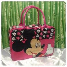 Harga Koper Travel Bag Karakter Super Kanvas Untuk Tas Piknik Branded