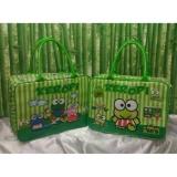Spesifikasi Koper Travel Bag Karakter Super Kanvas Untuk Tas Piknik Merk Multi
