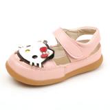 Beli Korea Fashion Style Hello Kitty Berongga Sayang Sandal Summer Baotou Sandal Summer Lengkap