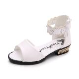 Toko Korea Fashion Style Kulit Musim Panas Flat Shoes Sepatu Putri Sandal Summer Terlengkap Di Tiongkok