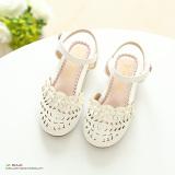 Harga Sepatu Sandal Anak Perempuan Renda Mutiara Versi Korea Yg Bagus