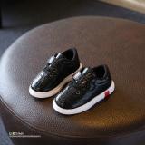 Toko Sepatu Sneakers Korea Fashion Style Musim Gugur Baru Sepatu Anak Perempuan Pola Kulit Ular Dekat Sini