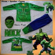 Ulasan Lengkap Tentang Kostum Hulk Topeng Baju Anak Superhero