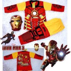 Pusat Jual Beli Kostum Ironman Merah Topeng Baju Anak Jawa Timur