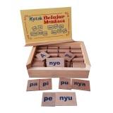 Review Tentang Kotak Belajar Membaca Mainan Kayu Edukatif