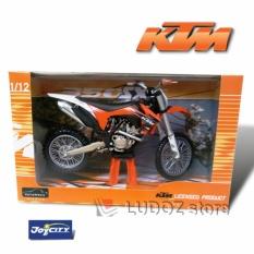 KTM 350 SXF 2011 Motorcross Trail Offroad - 6018 SX-F11 Diecast Replika 1:12 Joycity Automaxx Motor Cross Miniatur