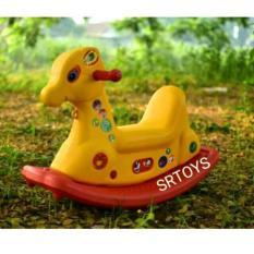 Harga Kuda Kudaan Plastik Ayunan Goyang Mainan Rocking Horse Mainan Anak Online Indonesia