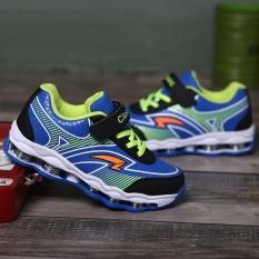 Jual Sepatu Sneakers Musim Semi Dan Musim Gugur Anak Laki Laki Kasual Sepatu Kulit Baru Termurah