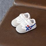 Jual Lembut Bawah Anak Laki Laki Dan Perempuan Sepatu Putih Sepatu Bayi Grosir