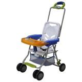 Ulasan Tentang Kursi Makan Bayi Dengan Stroller Cs8288 Multicolor