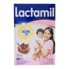 Tips Beli Lactamil Lactasis Susu Menyusui Cokelat 400Gr Yang Bagus