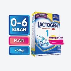 Review Terbaik Lactogen 1 Happynutri Susu Formula 6 Bulan 750G