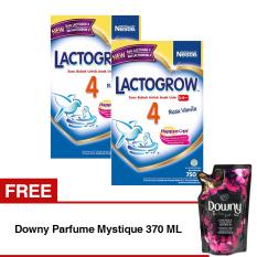 Lactogrow 4 Happynutri Rasa Vanila 750 Gr Bundle Isi 2 Box Free Downy Parfume Mystique 370 Ml Terbaru
