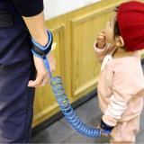 Promo Lalang Balita Children Safety Harness Anak Tali Anti Hilang Wrist Link Traksi Tali 2 M Biru Lalang