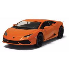 Beli Lamborghini Huracan Orange Diecast Miniatur Mobil Mobilan Sedan Sport Mainan Anak Cowok Kinsmart