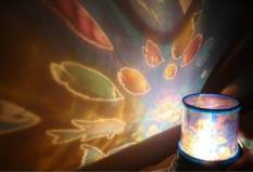 Lampu Proyektor / lampu tidur proyektor / star master ikan