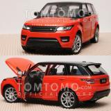 Promo Land Range Rover Sport Svr Diecast Miniatur Mobil Mobilan Suv Jip Jeep Kado Ultah Mainan Anak Cowok Laki Aksesoris Tomtomo Akhir Tahun