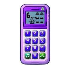 Beli Leapfrog Chat Count Cell Phone Purple Leap Frog Murah