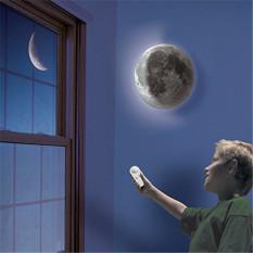 Jual Beli Led Lampu Dinding Penyembuhan Cahaya Bulan Malam Putih Romantis Remote Kontrol International