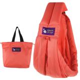 Spesifikasi Leegoal Cotton Baby Sling Dan Pembawa Selimut Untuk Bayi Yang Baru Lahir Dan Menyusui Merah Bagus