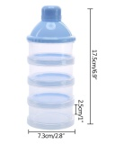 Beli Leegoal Portable Non Spill Baby Formula Susu Bubuk Dispenser Storage Snack Container Bpa Gratis Biru Intl Leegoal Dengan Harga Terjangkau