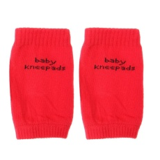 Penghangat Kaki Bayi Merangkak Bantalan Tempurung Lutut Anti-Slip Lutut Pelindung-Internasional
