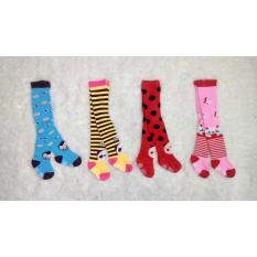 Beli Legging Bayi Cotton Rich 4 In 1 Cewek Uk 6 12 Bulan 03