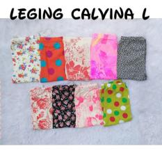 Harga Leging Calvina Isi 2Pcs Motif Random Size L 5 6Th