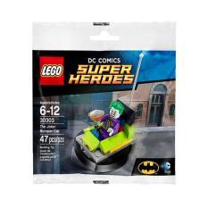 LEGO 30303 DC Super Heroes The Joker Bumper Car